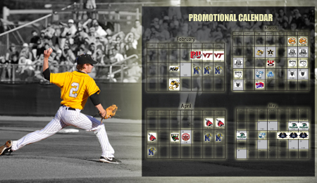 Ksu Athletic Department Releases The 2012 Baseball Promotional